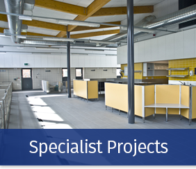Specialist Projects