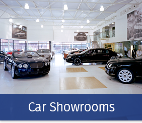Car Showrooms Leamington Spa